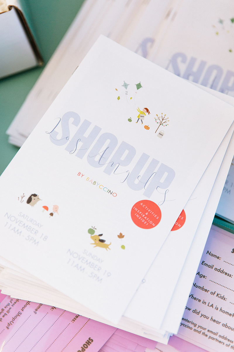 ShopUp LA November 2017 Booklets