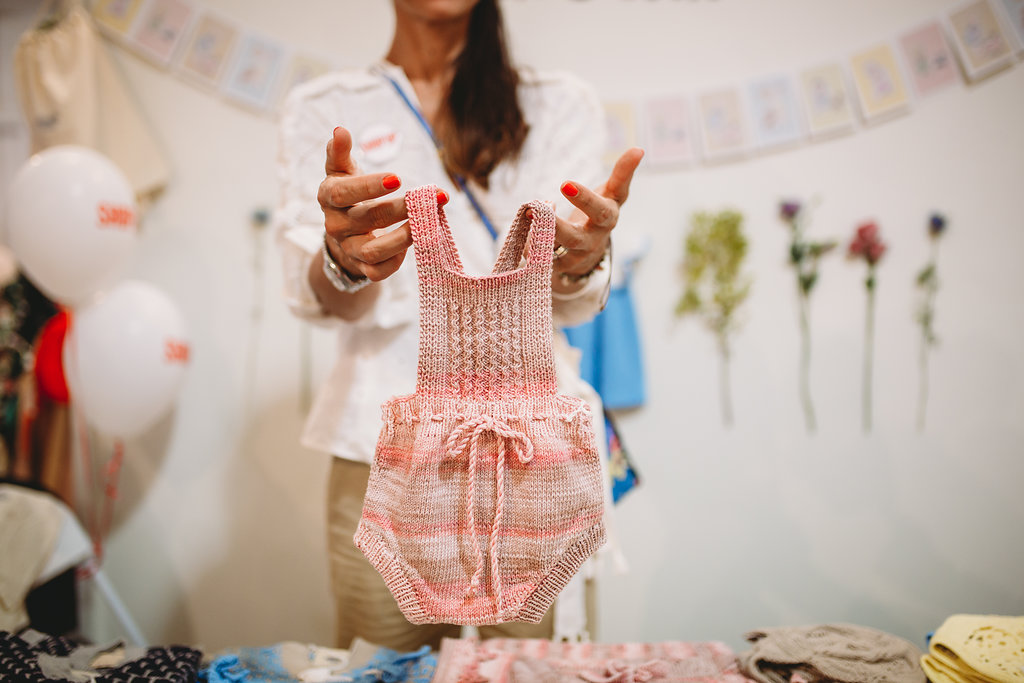 ShopUp London Summer 2018 Gallery baby clothing