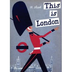 "M. Sasek ""This is London"""