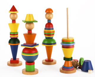 Swedish Stacking Toy