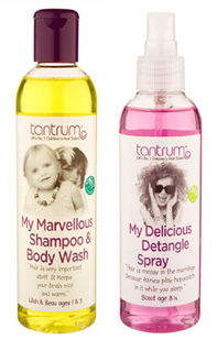 Tantrum hair products