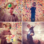 Kids at Obliteration Room