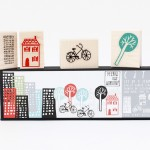 BX001 - City Stamp Set