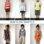 wafflish waffle japan kids clothes