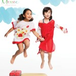 Missie sunshine beachwear kids summer 2012