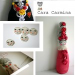 cara carmina handmade dolls and accessories from Montreal