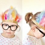 Feather Crown DIY