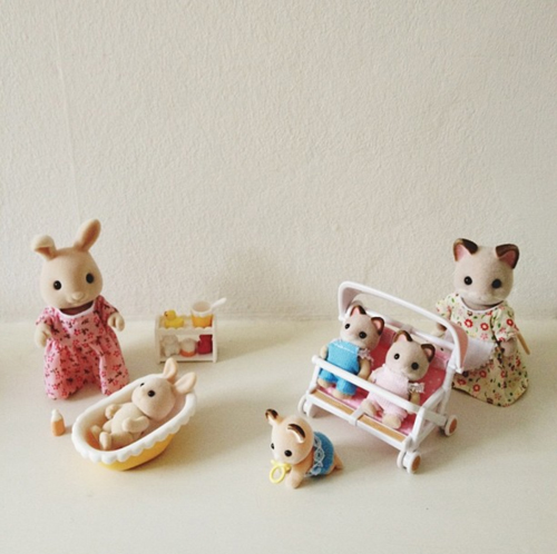 sylvanian families babyccino kids daily tips children