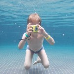 waterproof camera kids