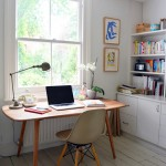 Courtney Adamo home office
