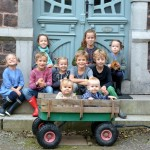 ten children in belgium