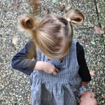 Dundelina crow dress by Babyccino Kids