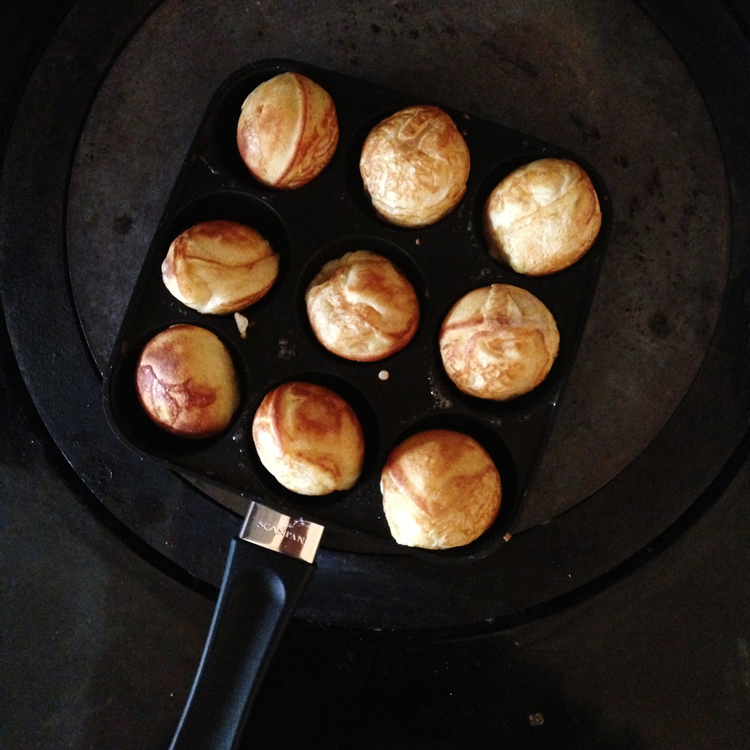 Æbleskiver recipe « Babyccino Kids: Daily tips, Children's products ...