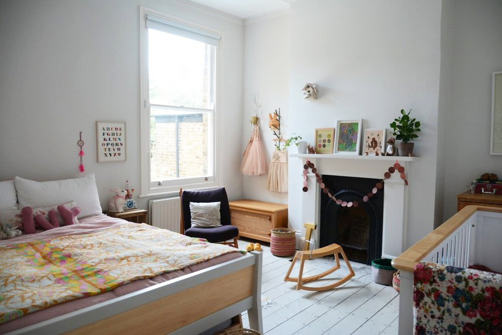 Ivy And Marlow S Bedroom On Apartment Therapy Babyccino Kids Daily Tips Children 39 S Products