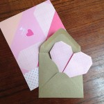heart origami set by Lollipop