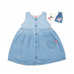 Tootsa Macginty denim dress