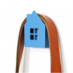 Lues Design and Play House Wall Hook