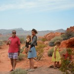 exploring valley of fire