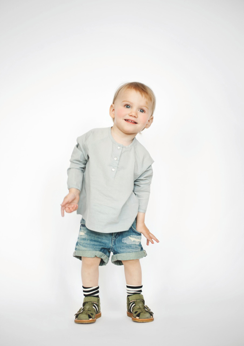 Angulus shoes for babies