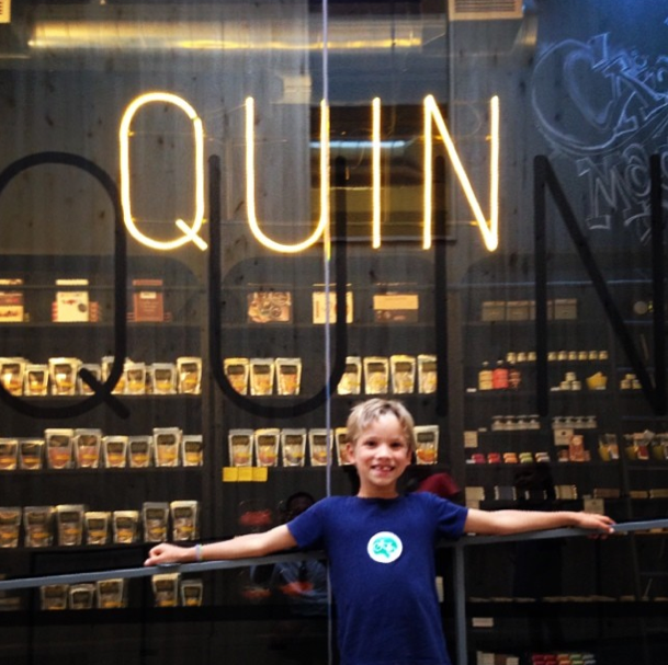 Quin candy shop