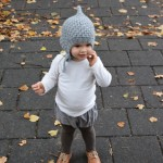 Marlow in pixie hat from Nuvola Baby