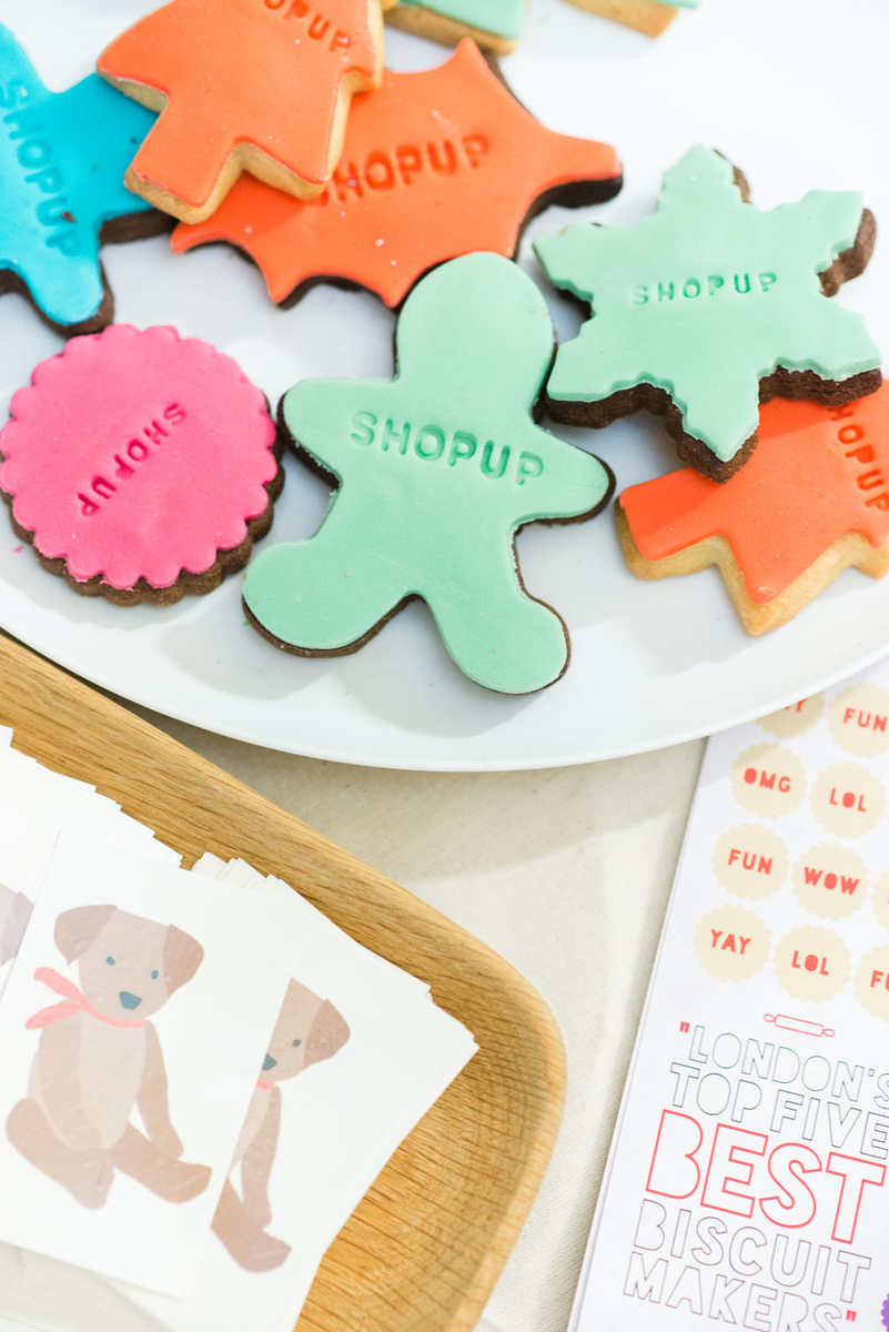 ShopUp cookies by Bees Bakery