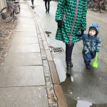 Copenhagen outdoor play rain suit