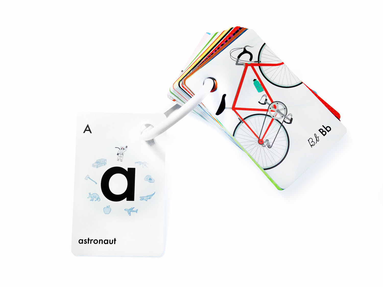 So Awesome wallet flash cards