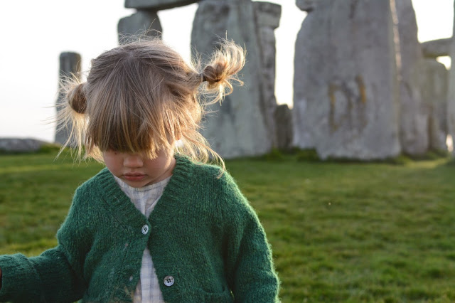 Marlow at Stonehenge