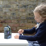 Ivy colouring chalk blocks