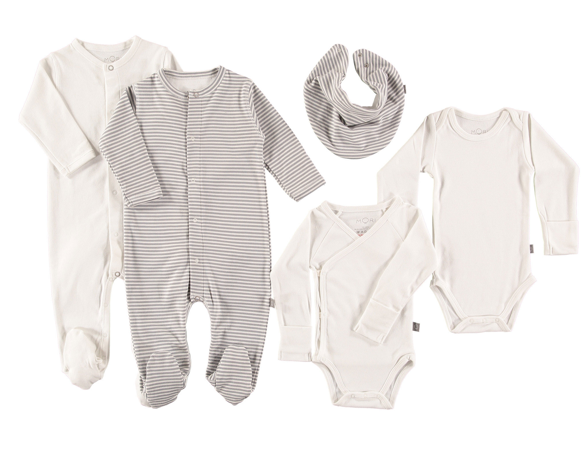 Mori baby essentials