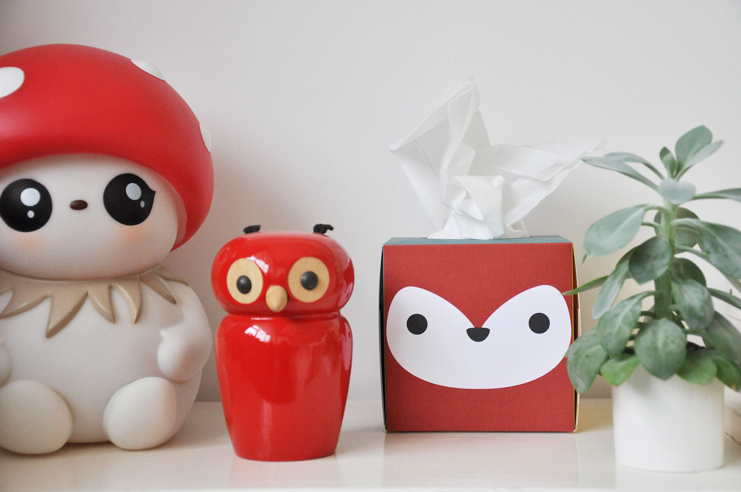 Atissu cool tissue boxes