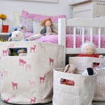 Petit Pehr storage baskets (photo by Babyccino Kids)
