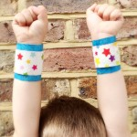 superhero wristbands