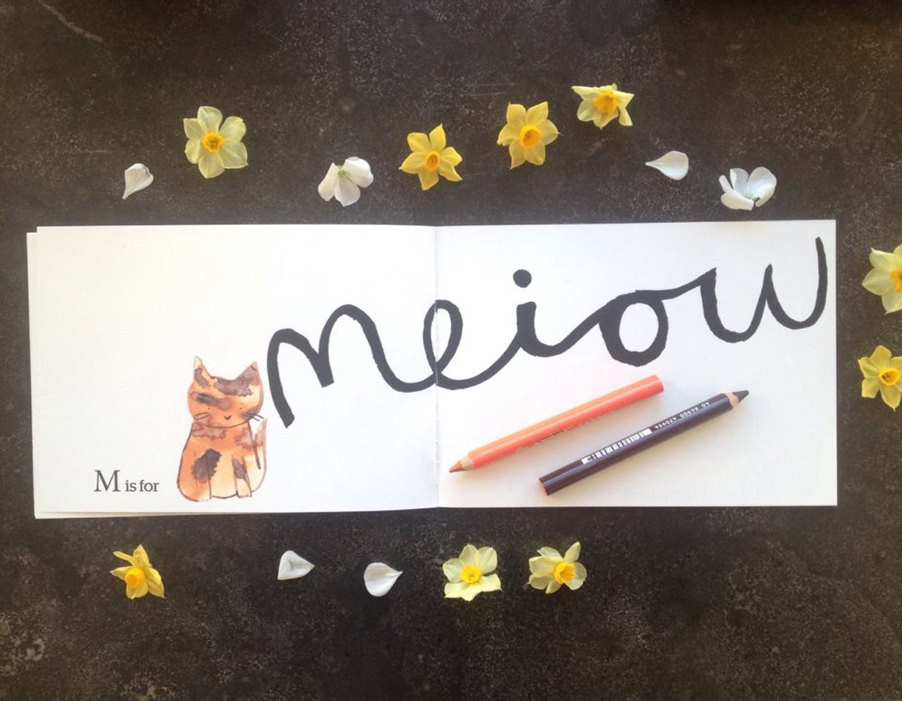 M is for Meiow
