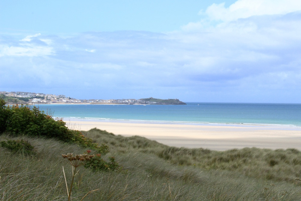 St Ives from Porthkidney1