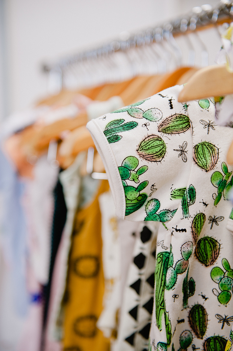 ShopUp clothes with cactus