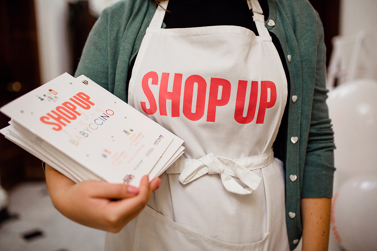 ShopUp London Holiday 2017 Booklets