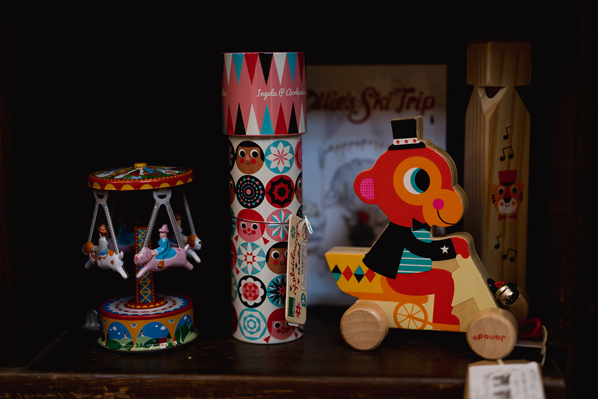 ShopUp London Holiday 2018 cute toys