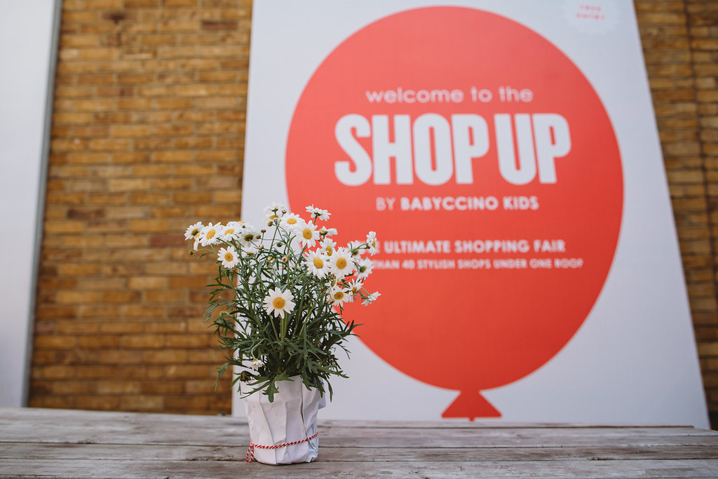 ShopUp London Summer 2018 Gallery Flowers