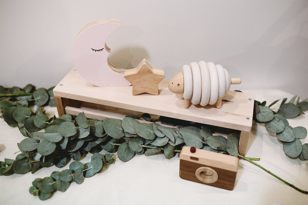 ShopUp London Summer 2018 Gallery wooden toys