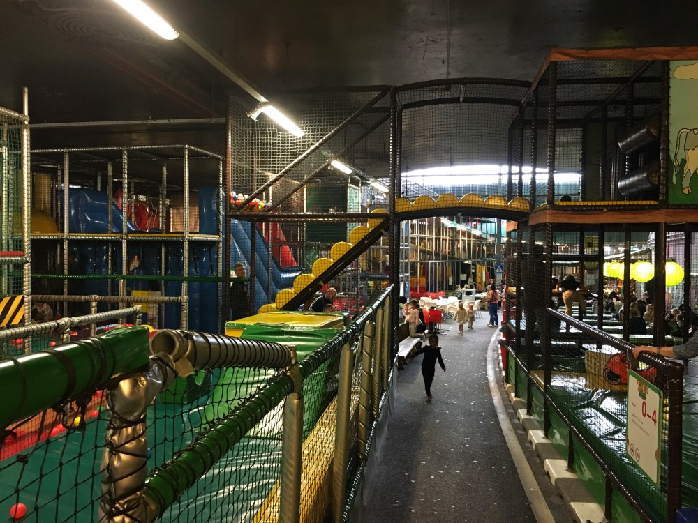 Tun Fun indoor playground