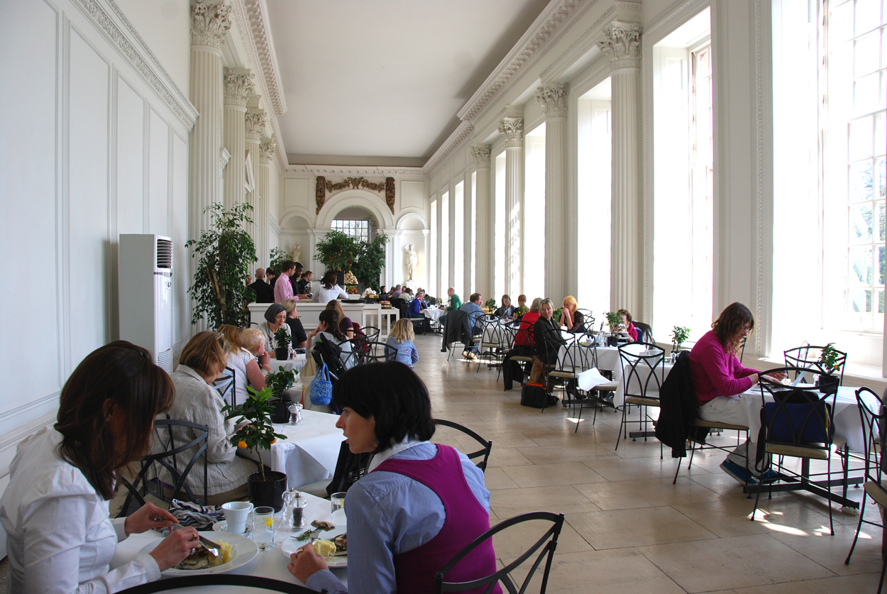 The orangery tea rooms London