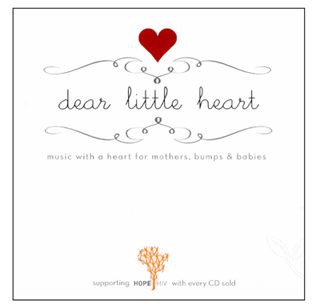 Dear Little Heart CD