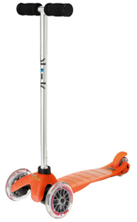 Mini Micro scooter orange