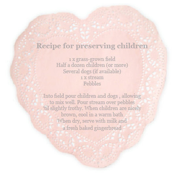 A Recipe For Preserving Children Babyccino Kids Daily