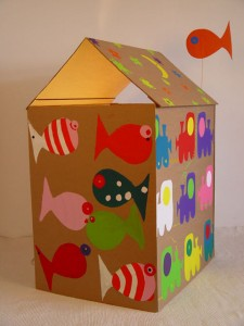Cardboard Box Crafts Babyccino Kids Daily Tips Children S Products