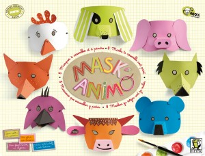 Animal Masks Babyccino Kids Daily Tips Children S Products Craft