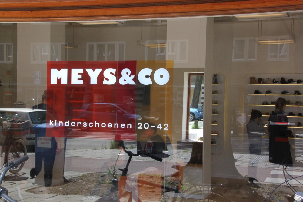 Meys and Co Amsterdam logo