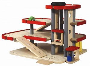Parking Garage by Plan Toys Babyccino Kids: Daily tips ...